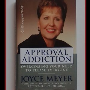 Approval Addiction Book by Joyce Myers
